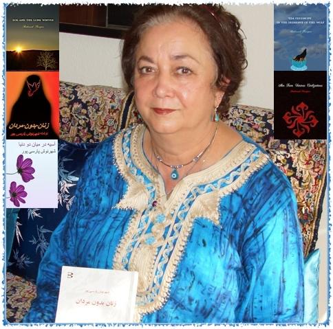Shahrnush Parsipur (from writer's official website)